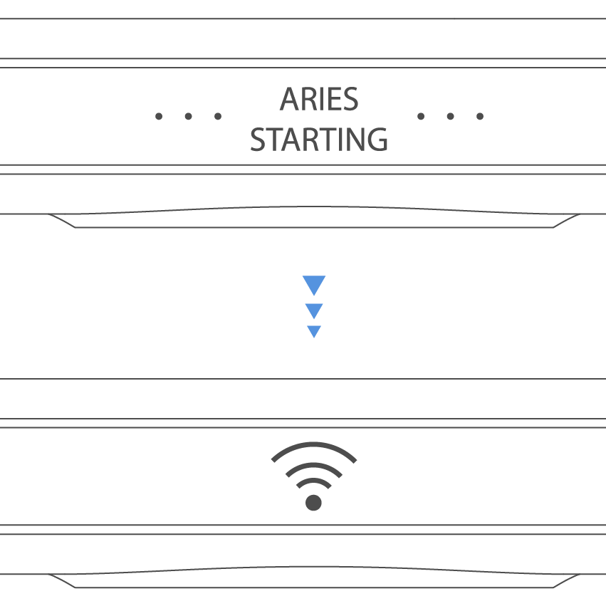 Unpack and connect ARIES – AURALIC LIMITED